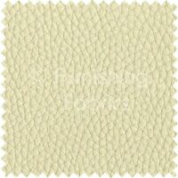 Recycled Eco Genuine Leather Hides Off-Cuts High Premium Upholstery Fabric Beige