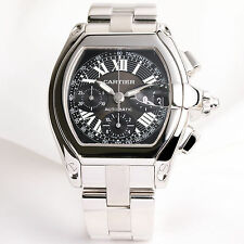 Cartier Roadster Chronograph W62007X6