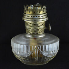 Aladdin Clear Lincoln Drape Shelf Or Wall Hanging Oil Lamp