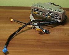 Medion Front Panel Video USB Firewire Smart Card Reader 20011772 MS-6982 (I4)