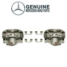 NEW For Mercedes-Benz W211 Pair Set of 2 Front Brake Calipers Genuine