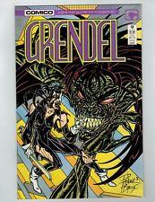 Grendel #12 Comic Book September 1987 Comico