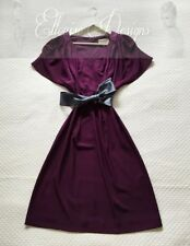 Veronika Maine Polyester Dry-clean Only Regular Dresses for Women