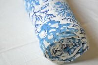 Floral Print 5 Yard New Cotton Fabric Dressmaking Sewing Bohemian Craft (13)