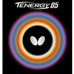 Butterfly Tenergy 05 - Offensive Table Tennis Rubber