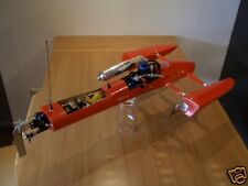 Rigger Hydro SAW Outrigger Hydroplane Rc Boat OS MAX VZM TURBO 3.5cc Complet