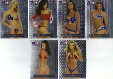 2002 Benchwarmer  Chromium All-American Card Set 6 Cards Series 3