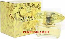 VERSACE YELLOW DIAMOND 1.0 OZ EDT SPRAY FOR WOMEN BY VERSACE NEW IN A BOX