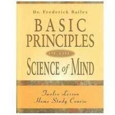 Basic Principles of the Science of Mind (Paperback or Softback)