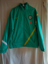 NIKE CELTIC FC WARM UP TRACK TOP JACKET BRAND NEW GREEN medium m