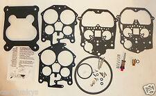 Edelbrock Quadrajet Carburetor Rebuild Repair Kit 1903 1904 1906 1910 1990 NEW