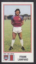 Panini - Football 83 - # 348 Frank Lampard - West Ham