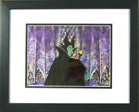 Maleficent Sleeping Beauty cel Art Corner Disney Original Production cel