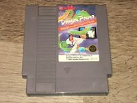 Dragon Power Nintendo Nes Cleaned & Tested Authentic