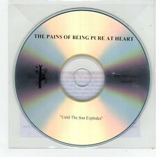 (FE859) The Pains of Being Pure at Heart, Until the Sun Explodes - DJ CD