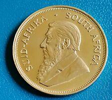1 Goldmünze, 1 oz Krügerrand von 1975, Südafrika, Gold,Feingold, 1 Unze