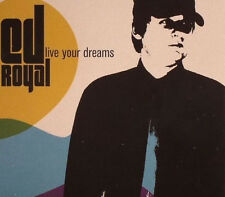 ED ROYAL = live your dreams = ELECTRO BREAKBEAT FUNK GROOVES !!