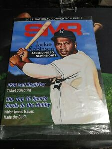 Sports Market Report 2021 National Convention Issue August 2021 Jackie Robinson