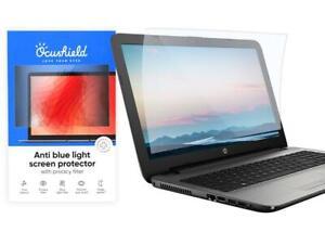 Ocushield Anti Blue Light Screen Protector for Laptop, Monitor, VDU, PC, iMac