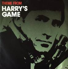 """CLANNAD - Theme From Harry's Game (7"""") (VG/VG)"""