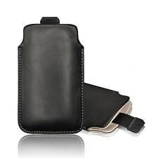 ECHT LEDER PULL UP Tasche Ledertasche Etui Case für Apple iPhone SE