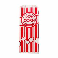 High Quality 50 Count Popcorn Bags- Party Birthday and more