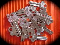 Key Blanks For Lockwood - 20 PIECES -Keyblank-C4-Silca-FREE POST IN AUSTRALIA