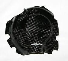Yamaha r6 99-02 Carbone embrayage couvercle moteur Cover carbone Carbono moteur