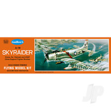 Guillow Douglas A-1 Skyraider Balsa Model Aircraft Kit