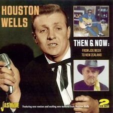 Then & Now: From Joe Meek To New Zealand - 2 DISC SET - Houston  (2008, CD NEUF)