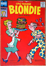 Blondie Comics Monthly - Harvey Comics - Chic Young - n°102 - May 1957