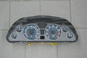 Maserati 3200 Gt Instrument Cluster Tachometer Manual Speedometer Cluster Km/H
