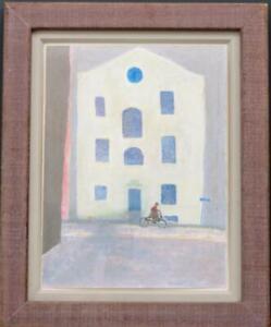 "Richard Anthony Webb (1963-) FINE Contemporary OIL PAINTING ""SUNDAY MORNING"""