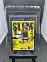 2020-21 NBA Hoops Kobe Bryant Slam Magazine Cover SP Lakers