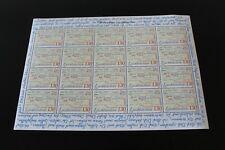 Liechtenstein 1470 CEPT Europa Bogen  2008 postfrisch (B11973)