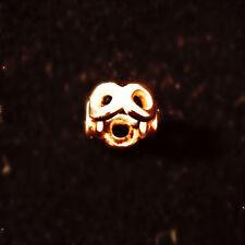 Orig. Pandora Anhänger / Charm / Spacer, Kreise, 14 Karat Gold