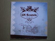 Promo DVD UK Sounds Vol. 2 Snow Patrol Kubb Mucc Orson Kaiser Chiefs