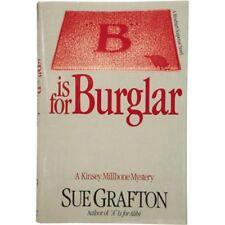 """B005AYV5UA B"""" is for Burglar (A Kinsey Millhone Mystery)"""""""