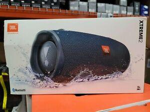 JBL Xtreme 2 Waterproof Portable Bluetooth Speaker JBLXTREME2BLUAM - Blue