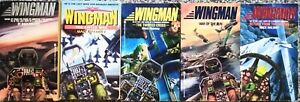 Wingman Book Lot of 5 by Mack Maloney