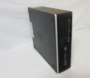 HP Compaq 6005 Pro SFF PC Computer AMD Phenom II X4 3.3GHz 4GB RAM 250GB HDD