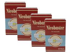 5  Packungen a 30 Stück Nicobuster Zigarettenspitzen