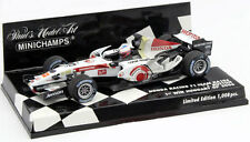 Minichamps Honda RA106 '1st Win' Hungary GP 2006 - Jenson Button 1/43 Scale