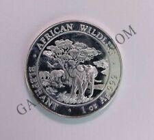 Monedas de plata de 1oz