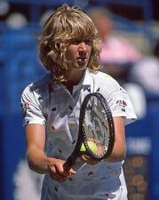 Tennis Champion STEFFI GRAF Glossy 8x10 Photo Print Poster 1986