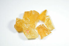 50g Natural Rough Honey Calcite Lot (HonCal01)