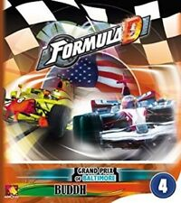 Formula D: Baltimore (Expansion 4) [New Games] Board Game