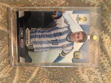 Lionel Messi 2014 Panini Prizm Soccer Card #12 (mint in case)