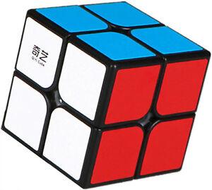 2x2 QiYi QiDi Ultra Fast Speed Cube Magic Twist Puzzle Brain Teaser - USA SELLER
