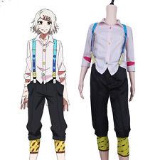 riginal Japanese Anime Tokyo Ghouls Suzuya Zyuzo uniform Cosplay Costume Suit